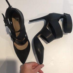 Joe's heels